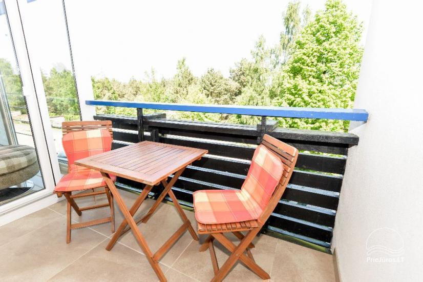 Naujai įrengti vieno ir dviejų miegamųjų apartamentai Nidoje - 6