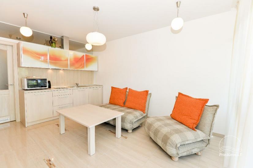 Naujai įrengti vieno ir dviejų miegamųjų apartamentai Nidoje - 2