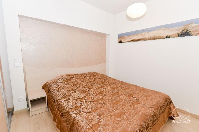 Naujai įrengti vieno ir dviejų miegamųjų apartamentai Nidoje - 4