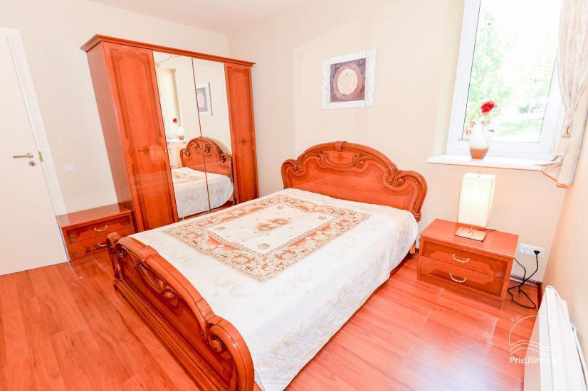 Vieno kambario (studio tipo) ir dviejų kambarių butai poilsiui Nidoje - 3