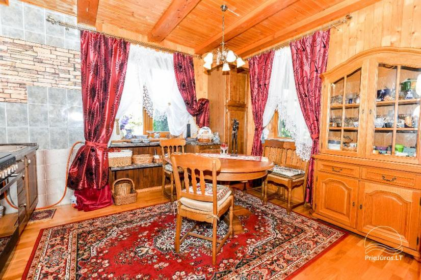 Holiday house and cottages for rent 100 meters from the beach near Klaipeda - 8