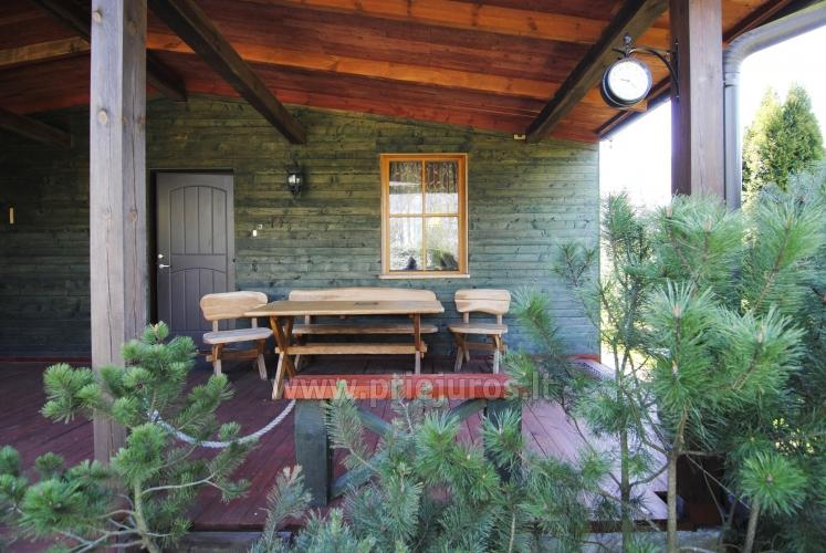 Holiday house and cottages for rent 100 meters from the beach near Klaipeda - 2