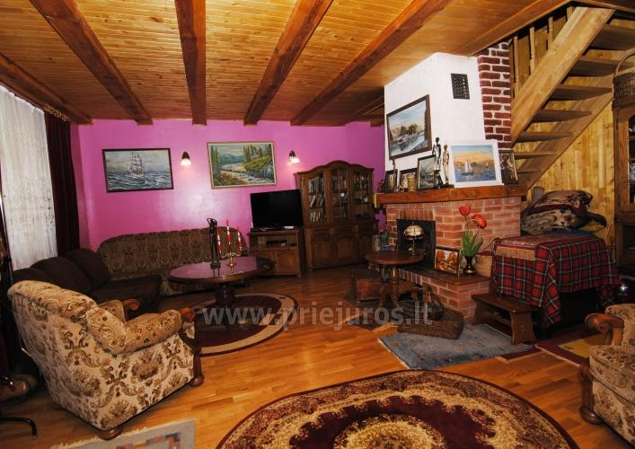 Holiday house and cottages for rent 100 meters from the beach near Klaipeda - 6