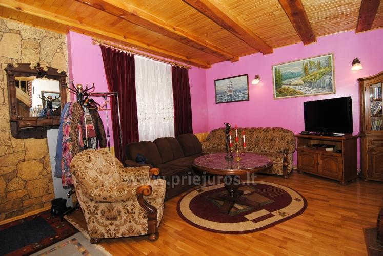 Holiday house and cottages for rent 100 meters from the beach near Klaipeda - 5