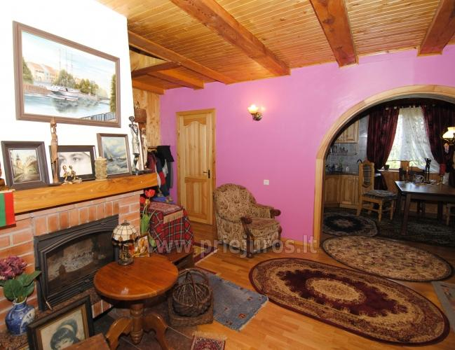 Holiday house and cottages for rent 100 meters from the beach near Klaipeda - 7