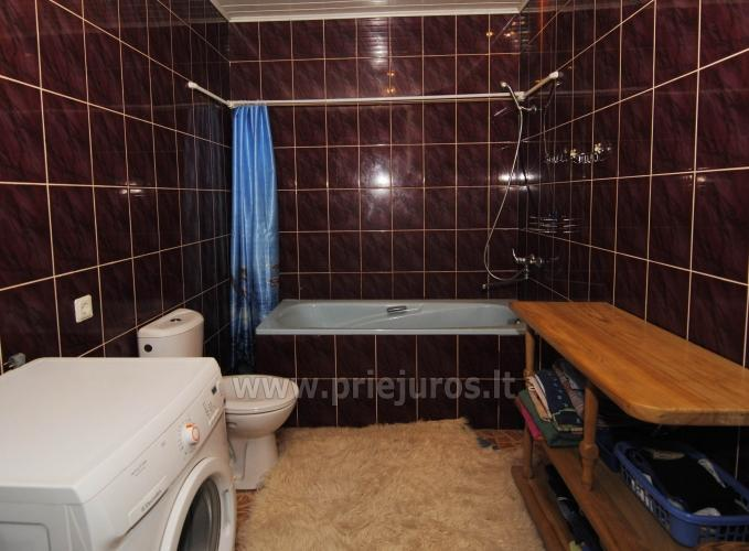 Holiday house and cottages for rent 100 meters from the beach near Klaipeda - 11
