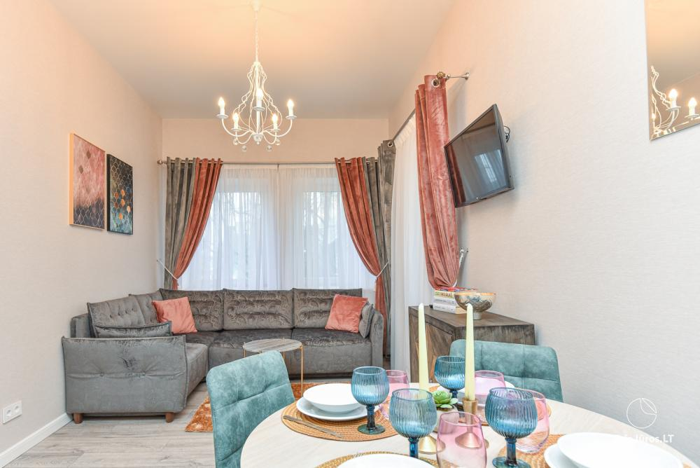 93 A-partment - Cosy, newly furnished apartment for Your rest in Palanga, in great location - 2