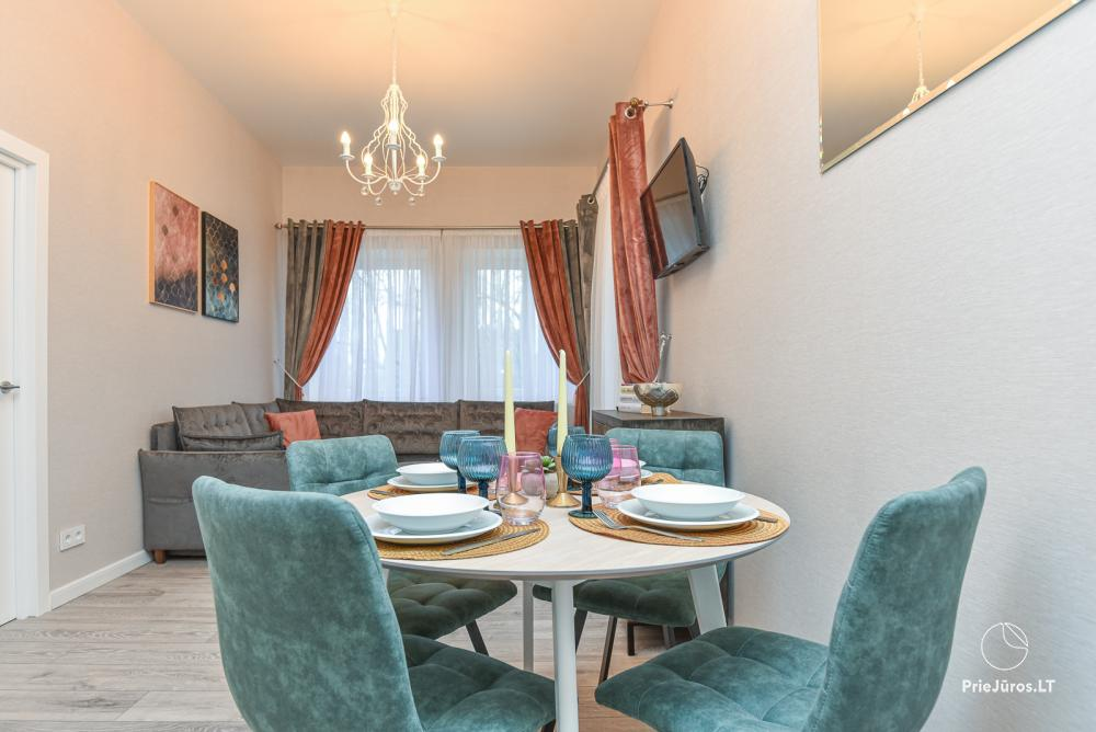 93 A-partment - Cosy, newly furnished apartment for Your rest in Palanga, in great location - 4