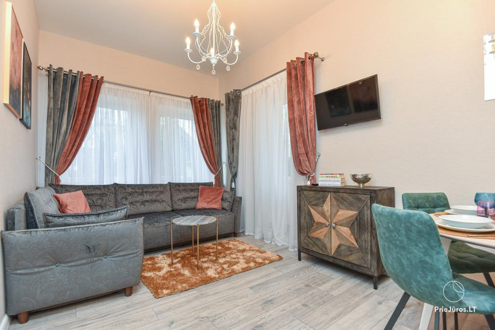 93 A-partment - Cosy, newly furnished apartment for Your rest in Palanga, in great location - 1