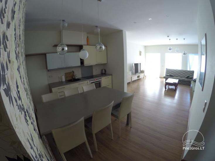Apartment for rent in Nida with pool and sauna, Curonian Spit, Lithuania - 4