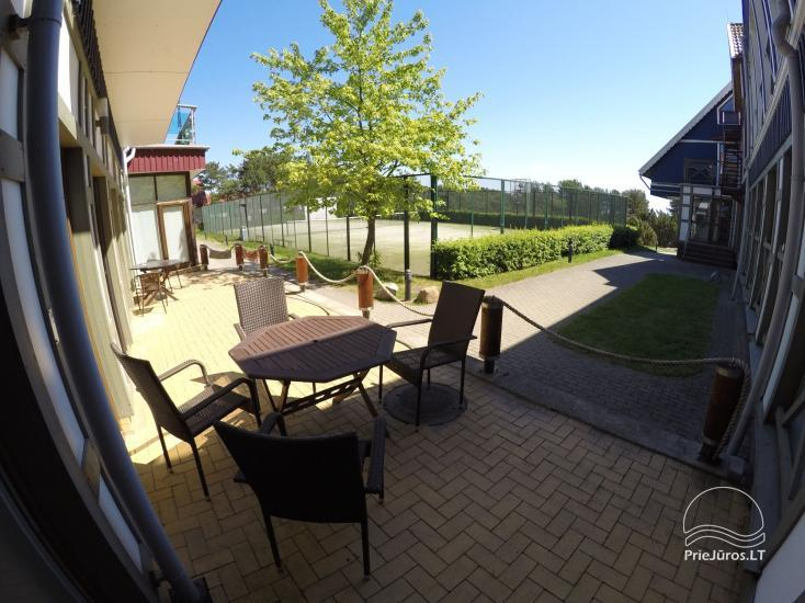 Apartment for rent in Nida with pool and sauna, Curonian Spit, Lithuania - 8