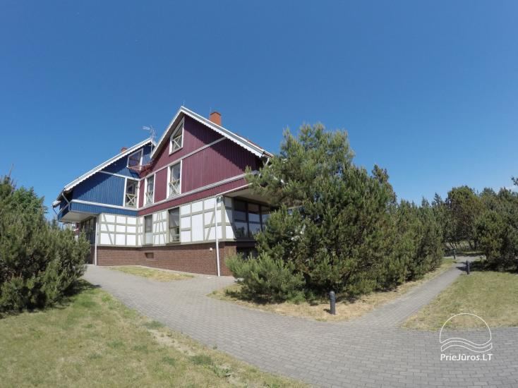 Apartment for rent in Nida with pool and sauna, Curonian Spit, Lithuania - 11