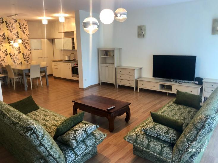 Apartment for rent in Nida with pool and sauna, Curonian Spit, Lithuania - 1