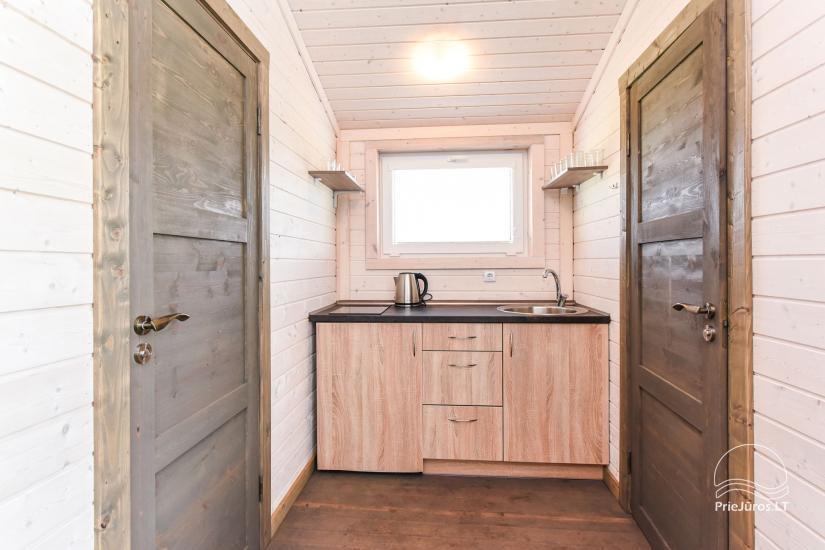 Zvejo dukros new holiday houses for rent in Sventoji - 13