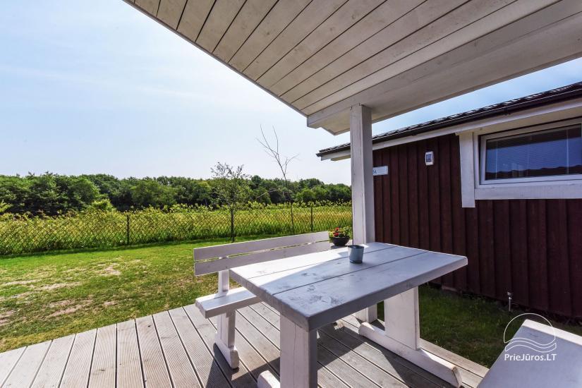 Zvejo dukros new holiday houses for rent in Sventoji - 9
