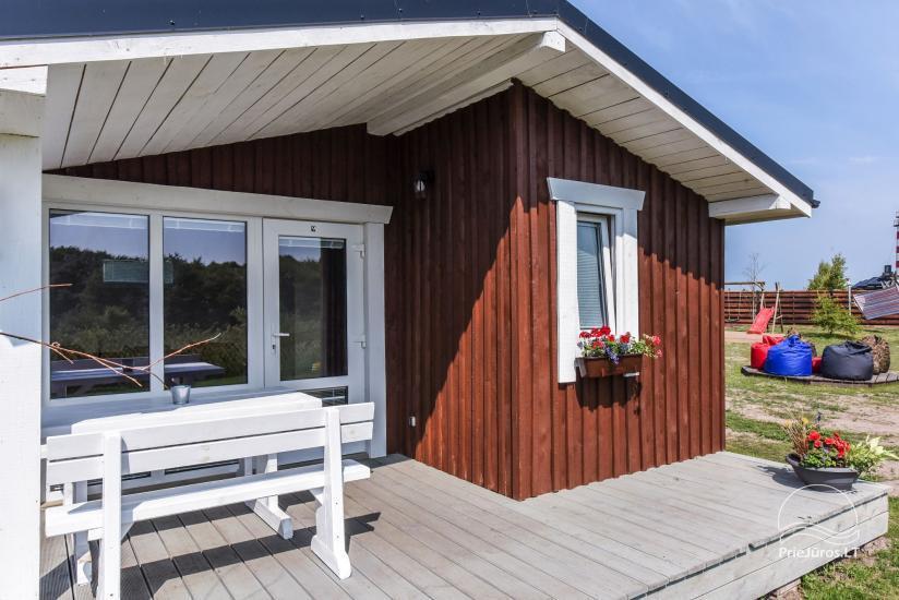 Zvejo dukros new holiday houses for rent in Sventoji - 8