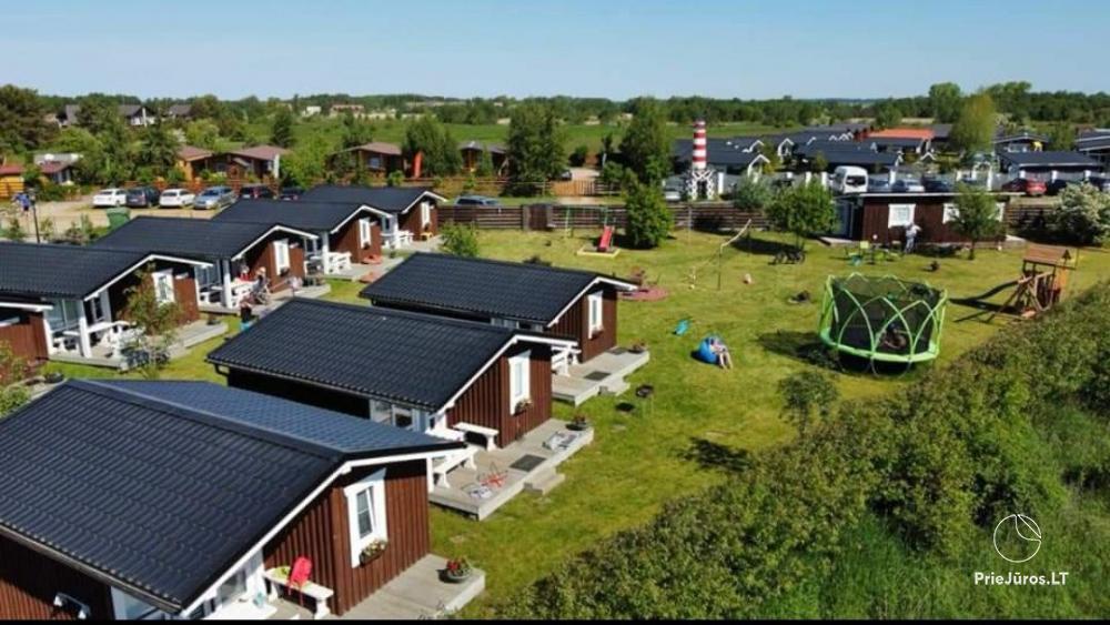 Zvejo dukros Ferienhäuser in Sventoji zu vermieten - 1