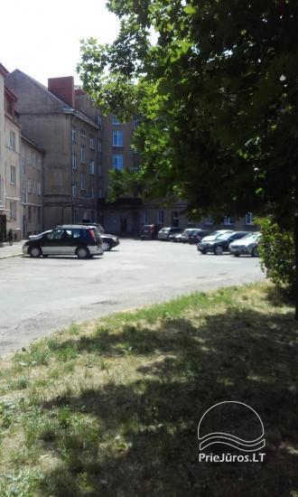 Dviejų kambarių butas (50kv.m.) Klaipėdos senamiestyje - 10