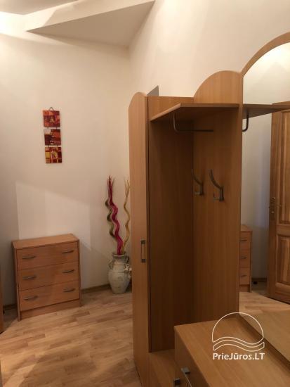 Dviejų kambarių butas (50kv.m.) Klaipėdos senamiestyje - 11