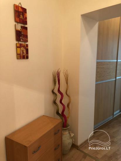 Dviejų kambarių butas (50kv.m.) Klaipėdos senamiestyje - 6