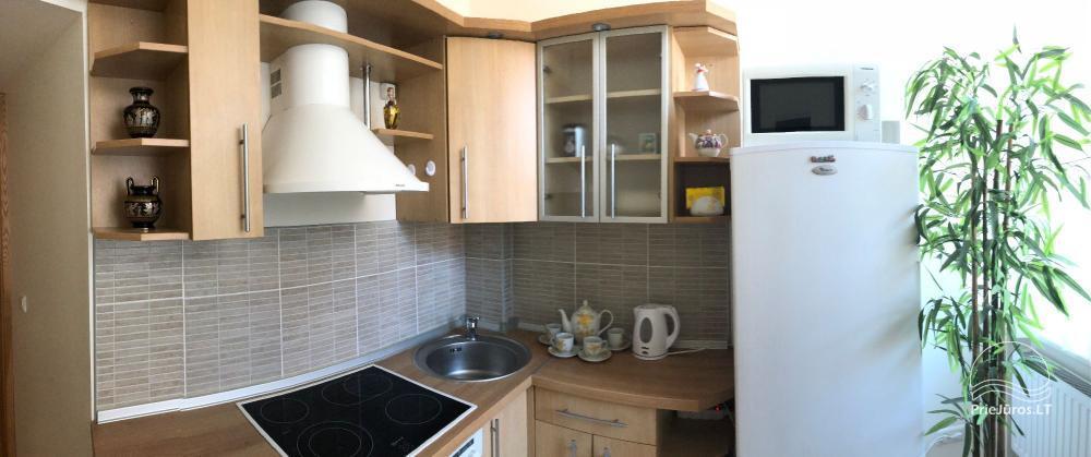 Dviejų kambarių butas (50kv.m.) Klaipėdos senamiestyje - 8