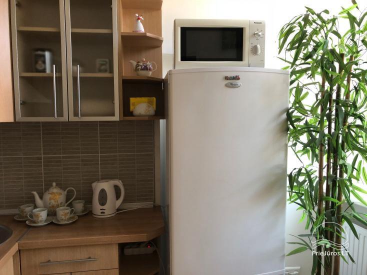 Dviejų kambarių butas (50kv.m.) Klaipėdos senamiestyje - 4