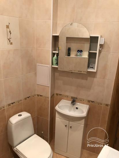 Dviejų kambarių butas (50kv.m.) Klaipėdos senamiestyje - 9