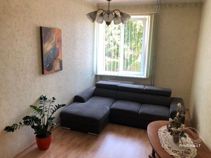 Dviejų kambarių butas (50kv.m.) Klaipėdos senamiestyje - 3