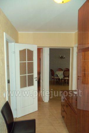 3 kambarių buto nuoma Palangoje netoli jūros - 4