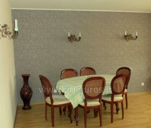 3 kambarių buto nuoma Palangoje netoli jūros - 5