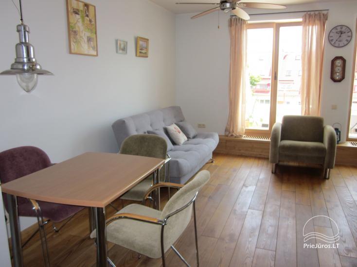 Nuomojamas 2 kambarių butas Nidos centre - 2