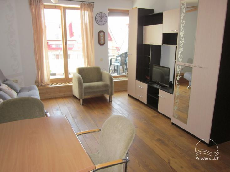 2 rooms apartment for rent in the center of Nida, Curonian Spit, Lithuania - 3