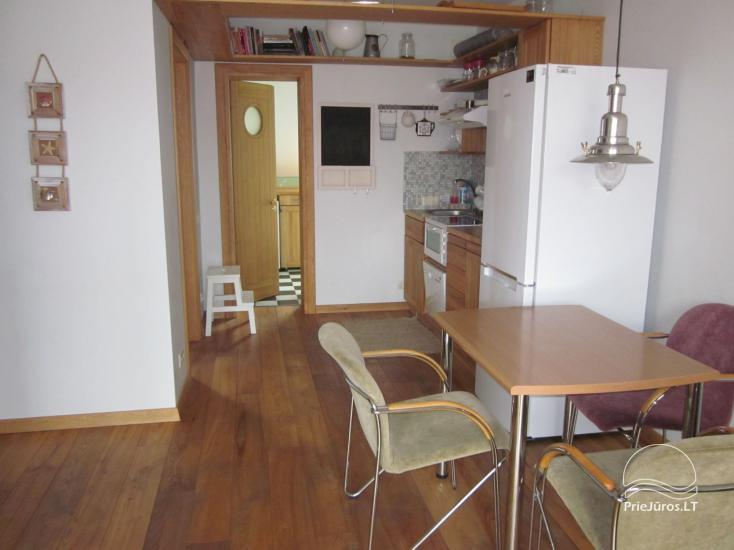 2 rooms apartment for rent in the center of Nida, Curonian Spit, Lithuania - 5