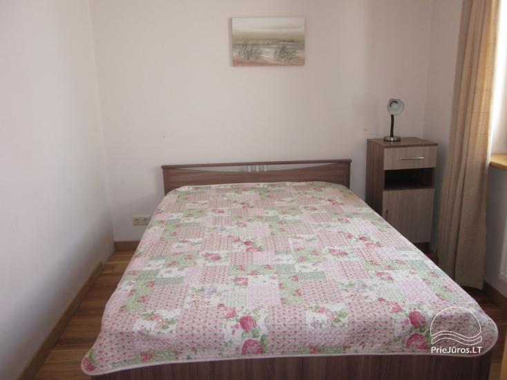 Nuomojamas 2 kambarių butas Nidos centre - 8