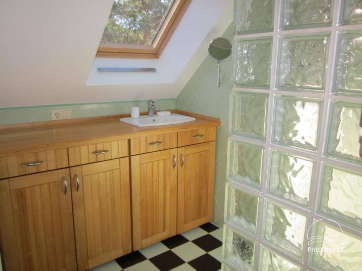 2 rooms apartment for rent in the center of Nida, Curonian Spit, Lithuania - 9