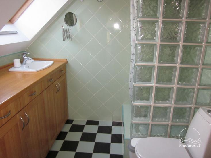 2 rooms apartment for rent in the center of Nida, Curonian Spit, Lithuania - 10