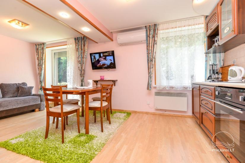 Three rooms flat with terrace for rent in Juodkrante - 1