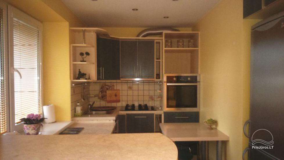 Two rooms flat for rent in Palanga, in B. Oskino street - 2