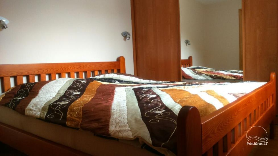 Two rooms flat for rent in Palanga, in B. Oskino street - 3