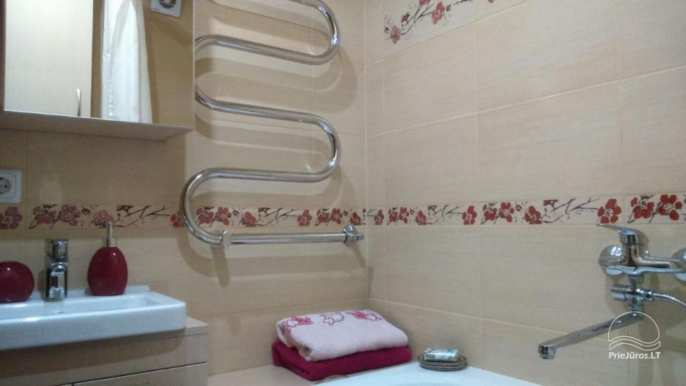 Two rooms flat for rent in Palanga, in B. Oskino street - 4