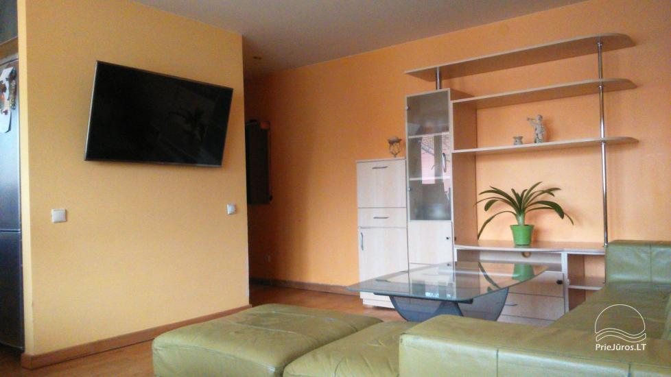 Two rooms flat for rent in Palanga, in B. Oskino street - 7