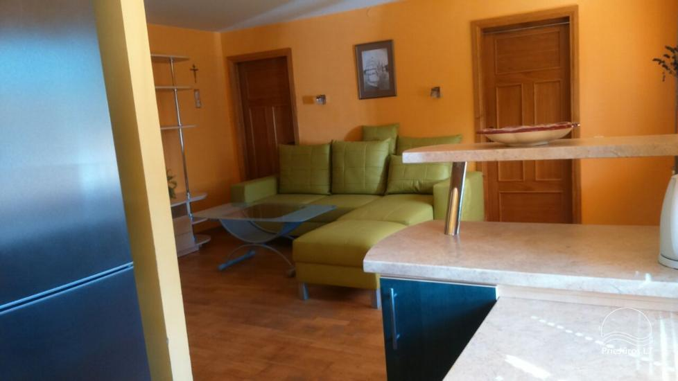 Two rooms flat for rent in Palanga, in B. Oskino street - 8