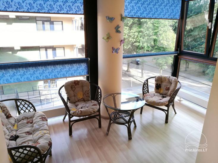 Cosy flat for rent in Palanga, in Bangu street - 1