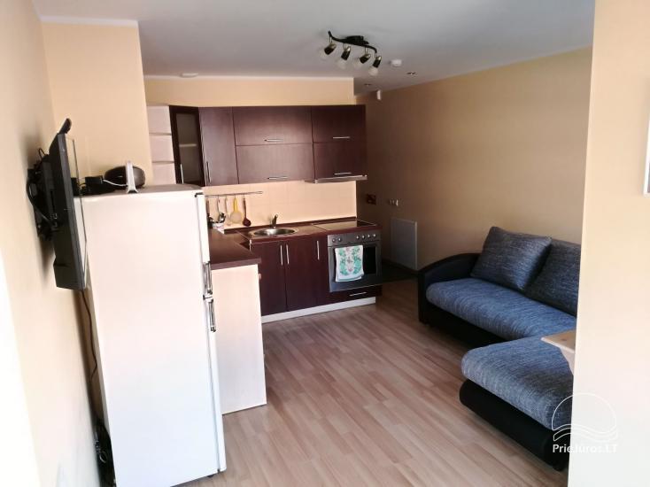 Cosy flat for rent in Palanga, in Bangu street - 2