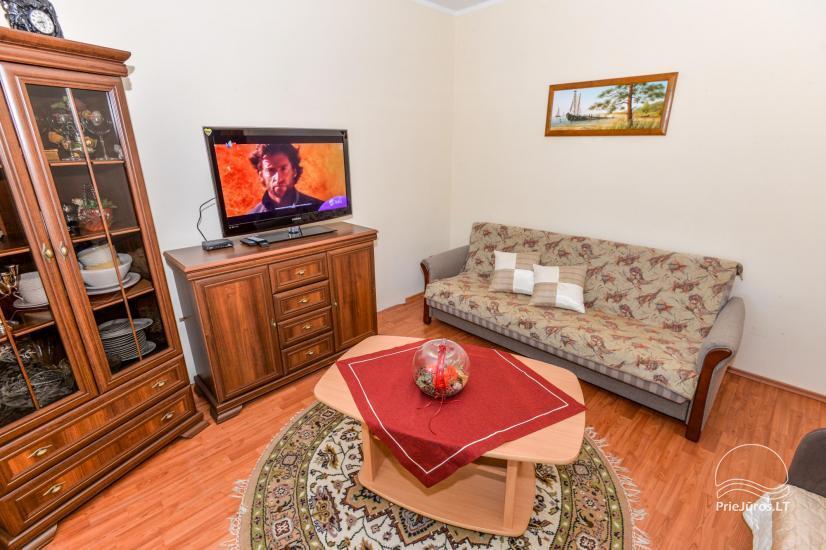 Dviejų kambarių buto nuoma Juodkrantėje - 6