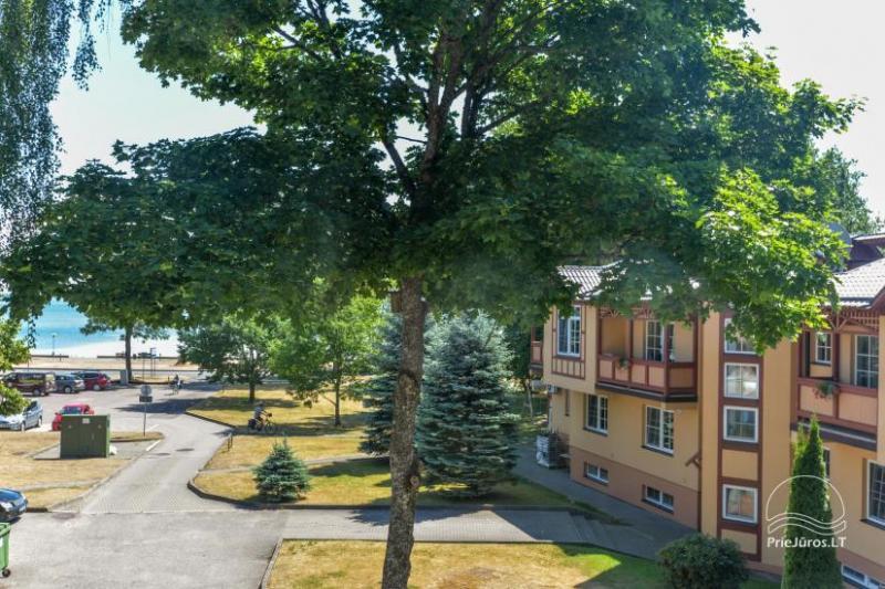Dviejų kambarių buto nuoma Juodkrantėje