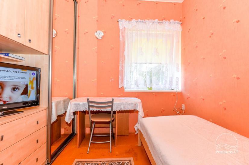 Dviejų kambarių buto nuoma Juodkrantėje - 9