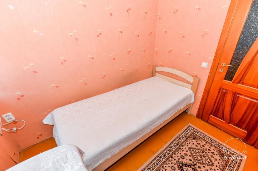 Dviejų kambarių buto nuoma Juodkrantėje - 10