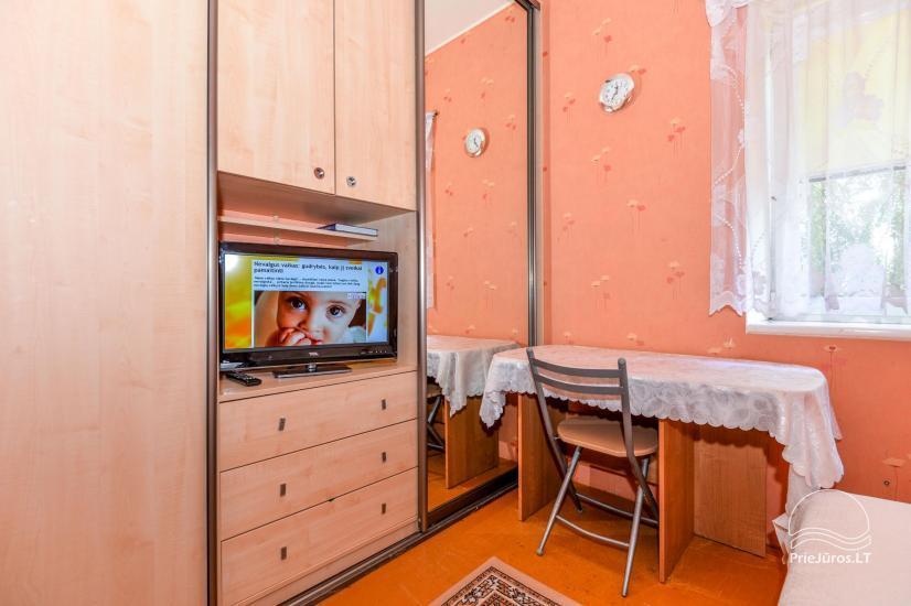 Dviejų kambarių buto nuoma Juodkrantėje - 8