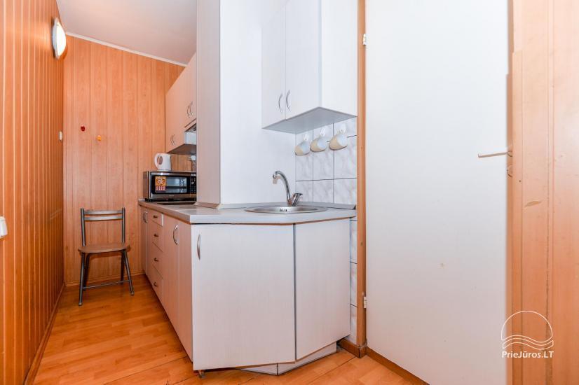 Dviejų kambarių buto nuoma Juodkrantėje - 5